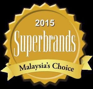 Superbrands 2015 logo